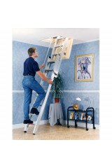 Youngman Deluxe Hi-Performance Aluminium Loft Ladder