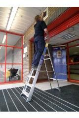 Lyte Heavy Duty Platform Stepladders