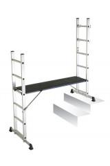 Lyte HD-628 5 Way Platform Ladder