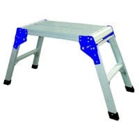 Zarges Folding Aluminium Hop-Up Platform 0.48m