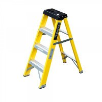 TB Davies Fibreglass Swingback Step Ladders