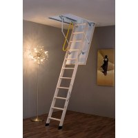 TB Davies Envirofold 3 Section Loft Ladder