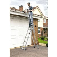 Werner Blue Seal 4 Way Combination Ladder