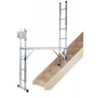 Werner 5 Way Combination Ladder & Platform
