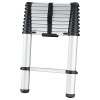 Zarges-2-9m-Telescopic-Ladder-Closed
