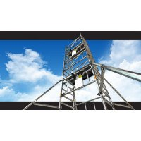 BoSS Solo 700 Access Tower - 3.2 m Platform Height