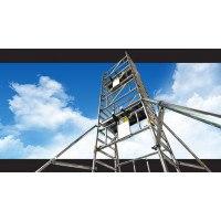 BoSS Solo 700 Access Tower - 4.2 m Platform Height