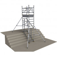 BoSS StairMAX 700 Guardrail
