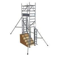 BoSS StairMAX 700 Guardrail Access Tower - 3 m Platform Height