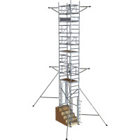 BoSS StairMAX 700 Guardrail Access Tower - 7 m Platform Height