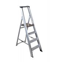Werner EN131 Professional Builders Platform Step Ladders