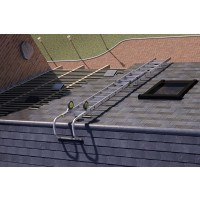 Werner 2 Section Roof Ladders