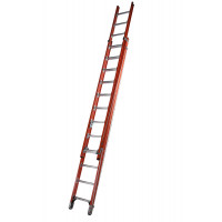 Werner Heavy Duty Fibreglass Extension Ladder