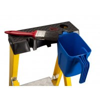 Paint Cup Lock In Accessory for Werner Ladders