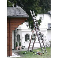 Hailo EN131 Professional Combi Ladders with Adjustable Stabiliser