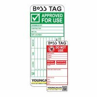 BoSS TAG Tower Inspection Recording System User Pack