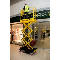 BoSS X3X Extra Large Micro Powered Access Platform - 3.2 m