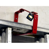 Universal Lockable Ladder Storage Brackets (PAIR)