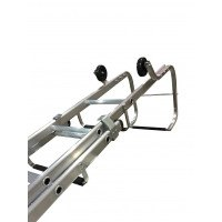 Heavy Duty Industrial Extending Roof Ladders