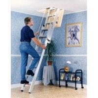 Youngman Deluxe Hi-Performance Aluminium Loft Ladder
