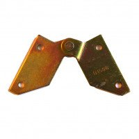 Eco Butterfly Hinge for Youngman Eco S Line Loft Ladder (Single)