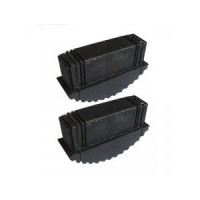 CSU Replacement Feet - 2 Pack