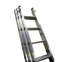 Lyte EN131 Professional Heavy Duty Extension Ladders