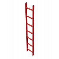 Zarges Glassfibre Reinforced Plastic Man Hole Ladder