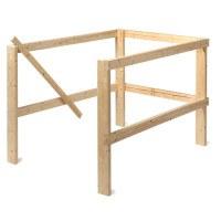 MidMade Timber Loft Balustrade & Guard Rail Kit