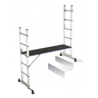 Lyte HD-628 5 Way Platform Ladder