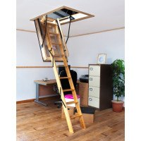 heavy duty stira loft ladder