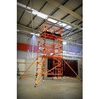 Lyte HiLyte GRP 500 Tower - 1.8 x 0.85 m Wide - 5.7m Platform Height