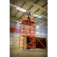 Lyte HiLyte Leader GRP 500 Mobile Access Tower - 1.8 x 1.45 m Wide