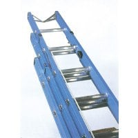 Lyte Fibre Glass Telecoms Push-Up Ladder