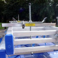 Universal Roof Rack Ladder Clamps (Pair)