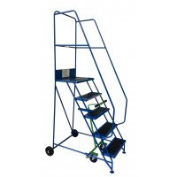 Klime-ezee Light Weight Mobile Warehouse Steps