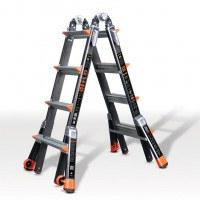 Little Giant Dark Horse Fibreglass Multi Purpose Ladder