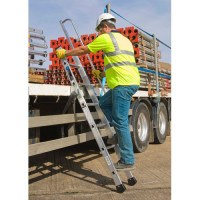 Youngman Vehicle Access Ladder Up To 1.8m