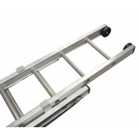 Lyte EN131 Professional Rope Operated Extension Ladders