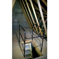 Metal Loft Balustrade Kit