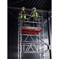 MiTower+ Two Man Scaffold Tower - 6 m