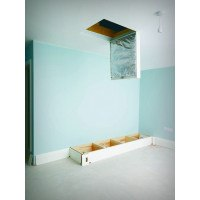 Premium Steel Loft Access Hatch - 600 x 600 mm