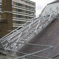 Bespoke Roof Access Ladders