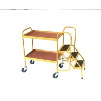 Klime-ezee Order Picking Trolley