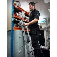 Bespoke Shelf Ladder