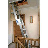 Superior Aluminium Loft Ladder - 3.38m