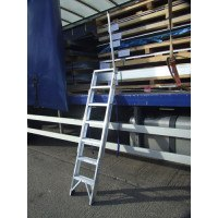 Trailer Bed Ladder - 1.40 m (7 Tread)