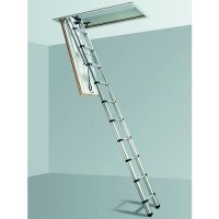 Telesteps Adjustable Telescopic Loft Ladder