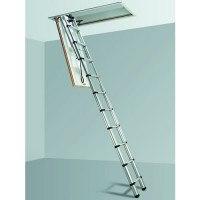 Telesteps Adjustable Telescopic Loft Ladder