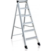 Zarges EN131 Professional Trade Swingback Stepladder